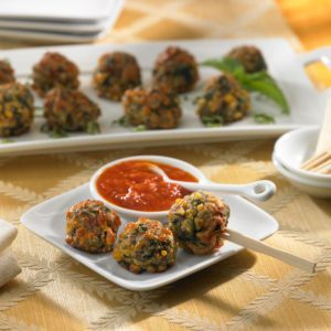 Johnsonville® Mild Italian Sausage Cheese Balls