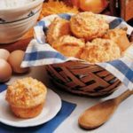 Onion Cheese Muffins