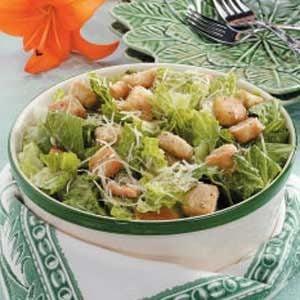 Romaine Caesar Salad