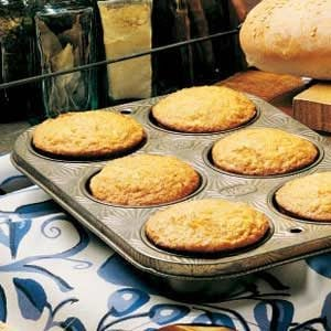 Oatmeal Carrot Muffins