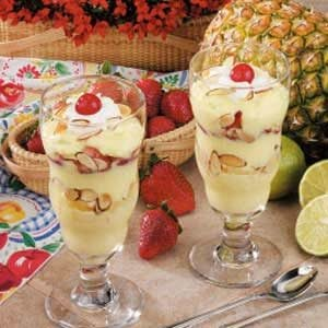 Tropical Parfaits