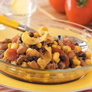 Hominy Taco Chili