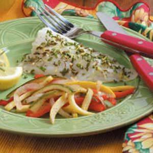 Microwaved Cod