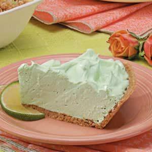 Fluffy Lemon-Lime Pie