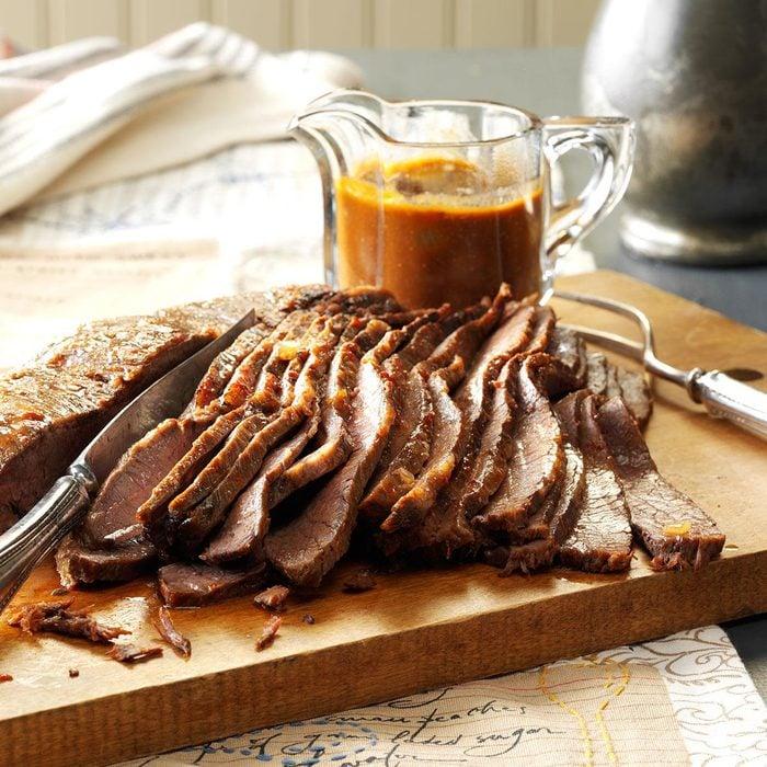 Tender Beef Brisket