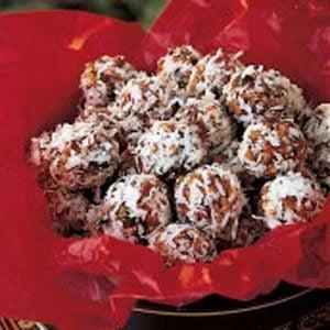Contest-Winning Fruitcake Cookies