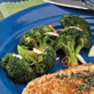 Orange Broccoli