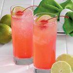 Bottoms-Up Cherry Limeade