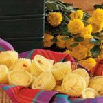 Mini Pepper Corn Muffins