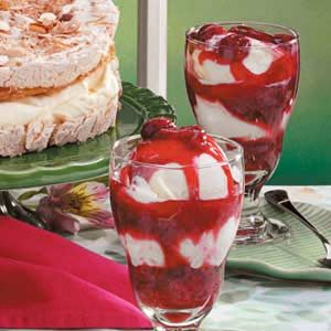 Two-Berry Parfaits