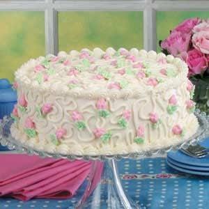 Lovely Cherry Layer Cake