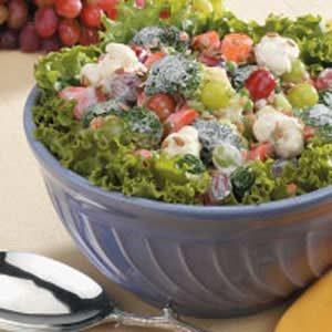 Fruited Floret Salad