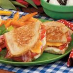 Bacon-Topped Grilled Cheese