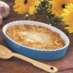 Cheesy Garlic Grits