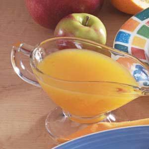 Orange Sauce