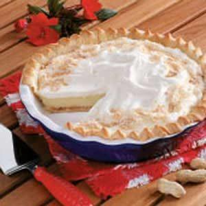 No Bake Peanut Butter Pies