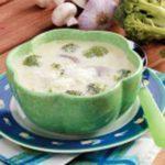 Broccoli Barley Soup