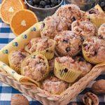 Contest-Winning Orange Blueberry Muffins