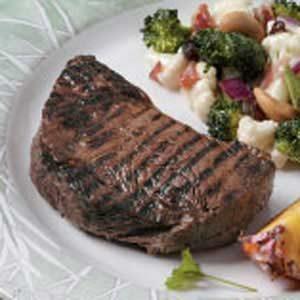 Robust Marinated Steak