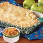 Apple Turkey Potpie
