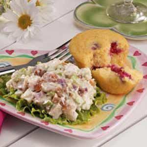 Quick Fruited Chicken Salad