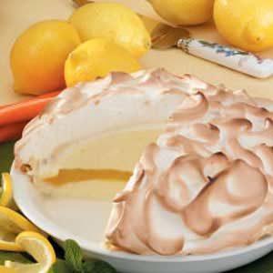 Lemon Baked Alaska