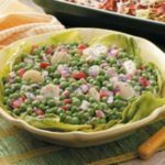 Light and Crunchy Pea Salad