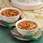 Fast Vegetable Soup