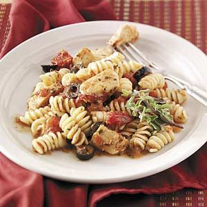 Flavorful Chicken Pasta