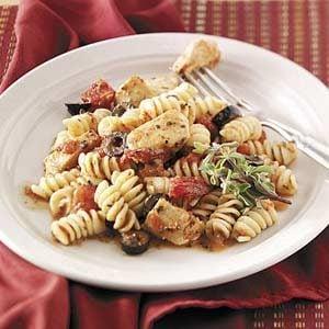 Flavorful Chicken Pasta