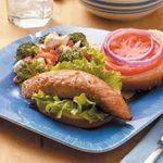 Turkey Tenderloin Sandwiches