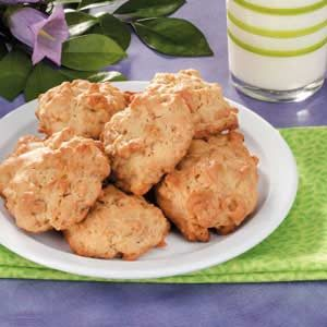 Makeover Coconut Cookies