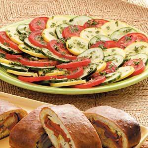 Mosaic Salad
