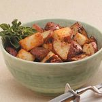 Spicy Roasted Potatoes