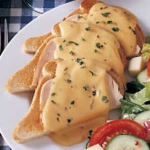 Hearty Cheese 'n' Toast