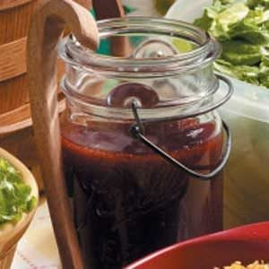 Sweet 'n' Sour Raspberry Vinaigrette