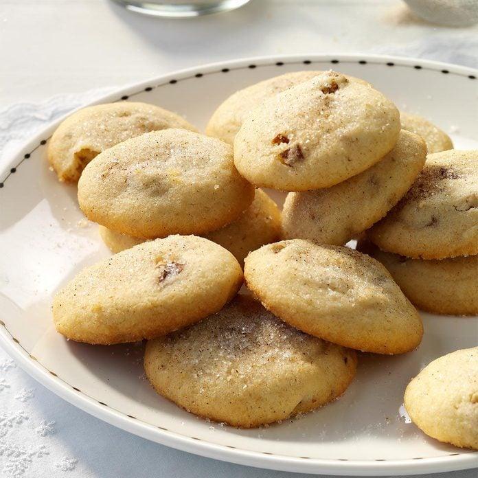 Inspired by: Cinnamon Sugar Cookies