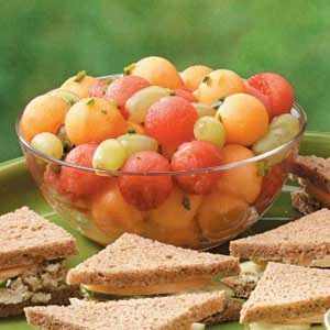 Melon 'n' Grape Medley