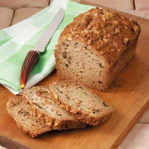 Spiced Walnut Loaf