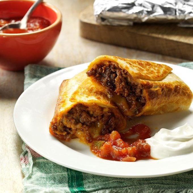 Inspired by: El Monterey Burritos