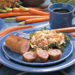 Breaded Pork Roll-ups