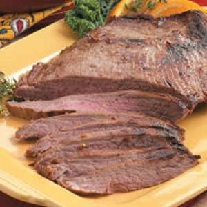 One-For-All Marinated Beef