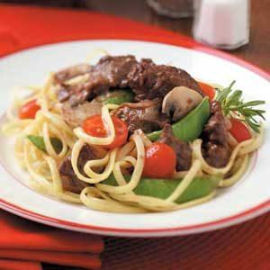 Vegetable Beef Ragout
