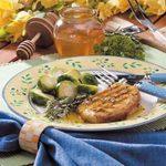 Honey-Mustard Pork Chops