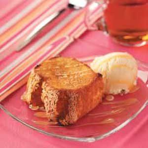Butterscotch Angel Cake