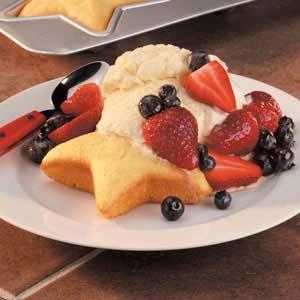 Star-Spangled Shortcake