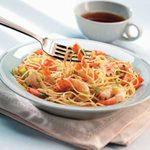 Thai Shrimp and Noodles