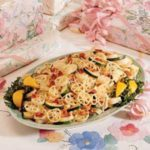 Zucchini-Garlic Pasta