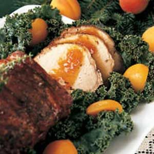 Festive Roast Pork