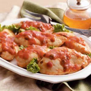Sweet Salsa Chicken